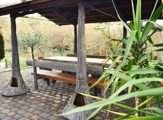 arredamento giardini gazebo