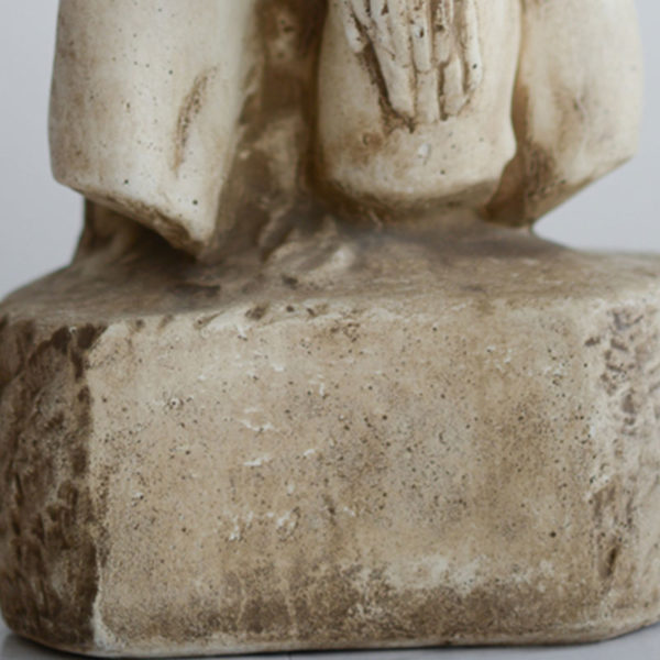 Finitura 2 tufo antico fontana da giardino Linda
